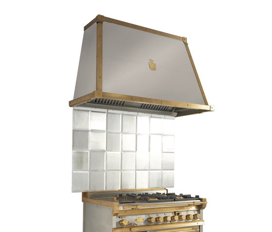 Kitchen Hood OGC002 by Officine Gullo | Extractors