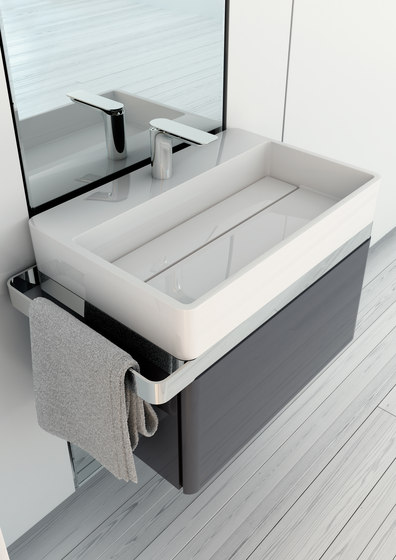 Structure Bathroom Furniture Set 4 by Inbani | Vanity units
