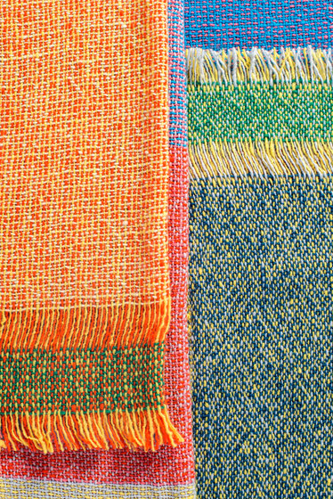 Squares Plaid de ZUZUNAGA | Couvertures