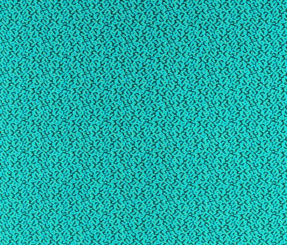 Labyrinth Calm Turquoise by ZUZUNAGA | Plaids / Blankets