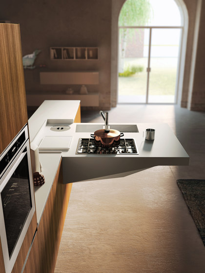 Board by Snaidero | Fitted kitchens