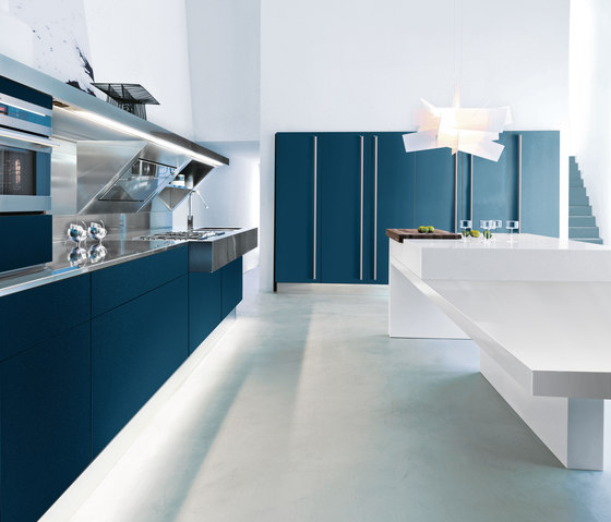 Kube by Snaidero | Fitted kitchens