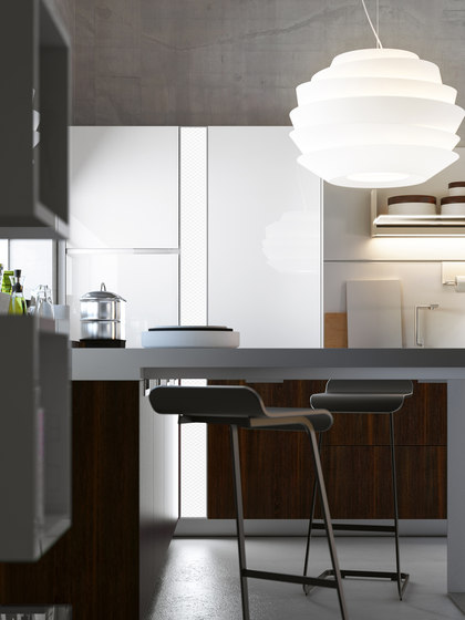 Lux by Snaidero | Fitted kitchens