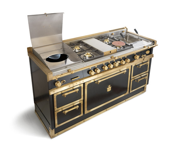 Cooking Machine OG168 by Officine Gullo | Ovens
