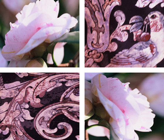 Camellia Palomica by tela-design | Synthetic films
