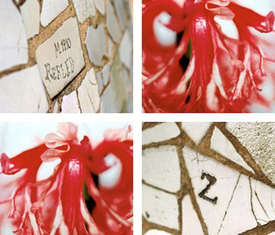 Zinflames de tela-design | Láminas de plástico