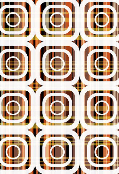Geometric Design | Geometric square design by wallunica | Wall coverings / wallpapers