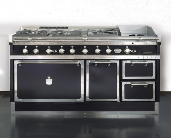 Cooking Machine P70 by Officine Gullo | Ovens