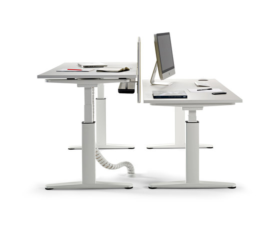 Mobility by actiu | Desking systems