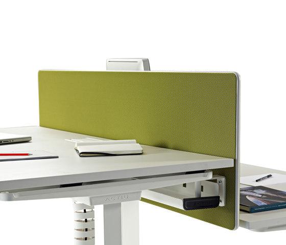 Mobility von actiu | Tischsysteme