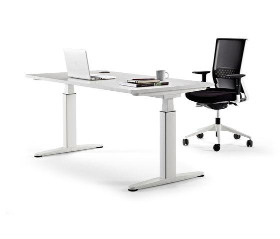Mobility by actiu | Individual desks