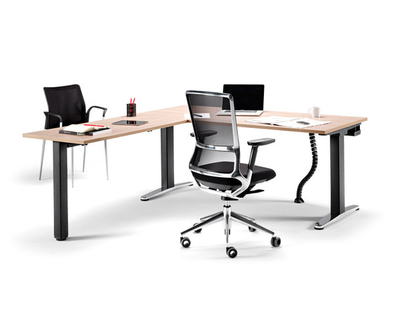 Mobility by actiu | Individual desks