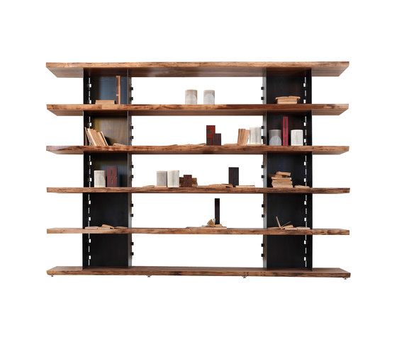 Brie by Riva 1920 | Office shelving systems
