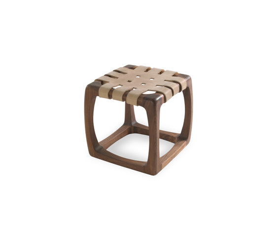 Bungalow Stool by Riva 1920 | Stools