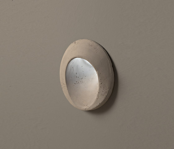 Oval by Toscot | Outdoor wall lights