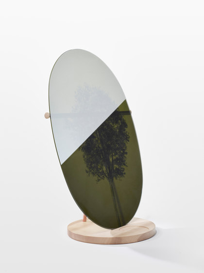 Table mirror Mira Miranda by Postfossil | Mirrors