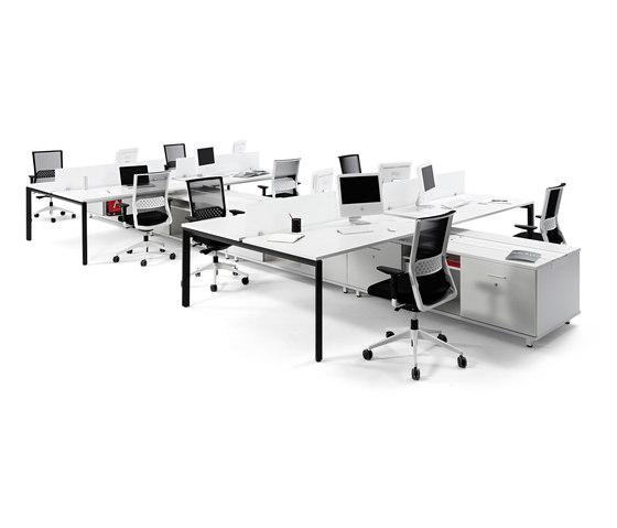 Spine by actiu | Desks