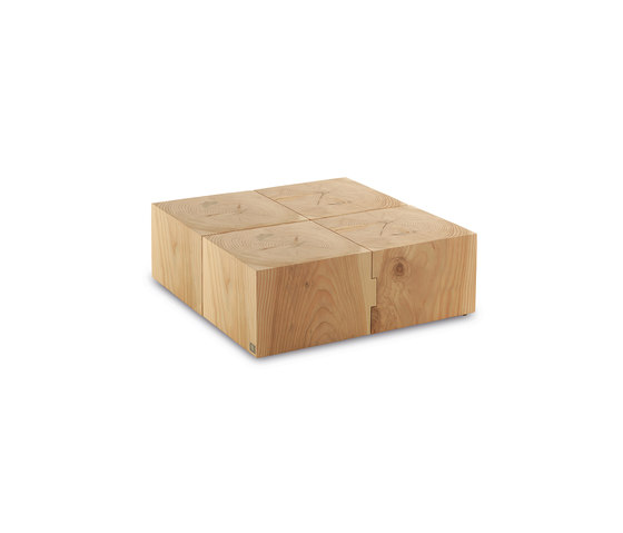 Eco Block by Riva 1920 | Coffee tables
