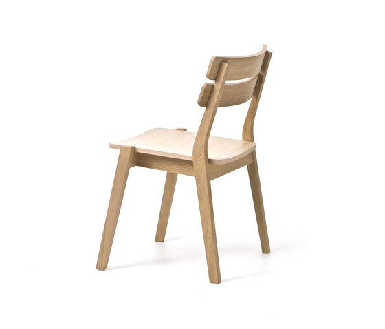 Frame de Very Wood | Chaises de restaurant