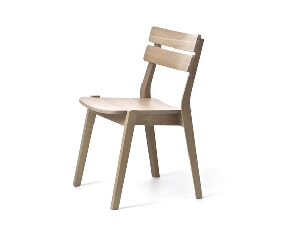 Frame Out 11/L by Very Wood | Restaurant chairs