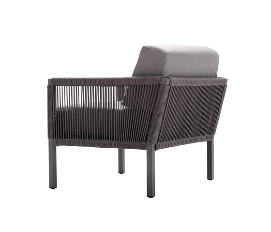 Club Lounge Chair by solpuri | Garden armchairs