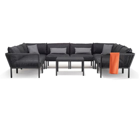 Club sofa by solpuri | Garden sofas