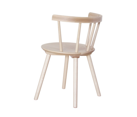 Village armchair by Time & Style | Restaurant chairs