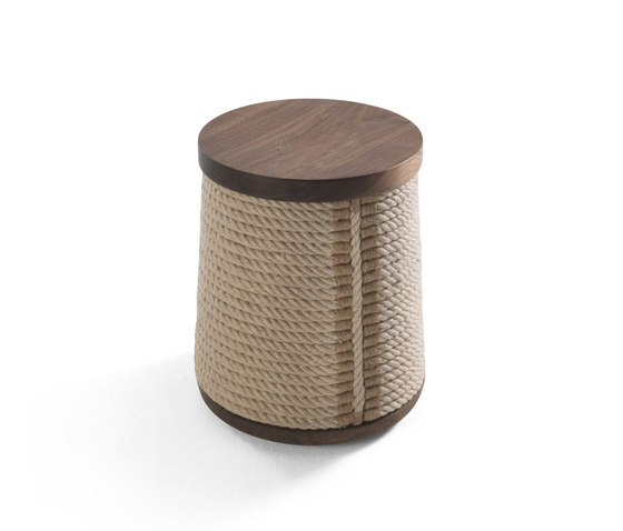 Rope by Riva 1920 | Stools