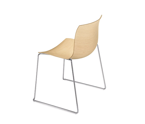 Catifa 53 | 2077 by Arper | Multipurpose chairs