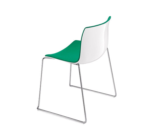 Catifa 53 | 2076 by Arper | Visitors chairs / Side chairs