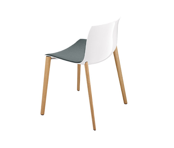 Catifa 53 | 2084 by Arper | Visitors chairs / Side chairs