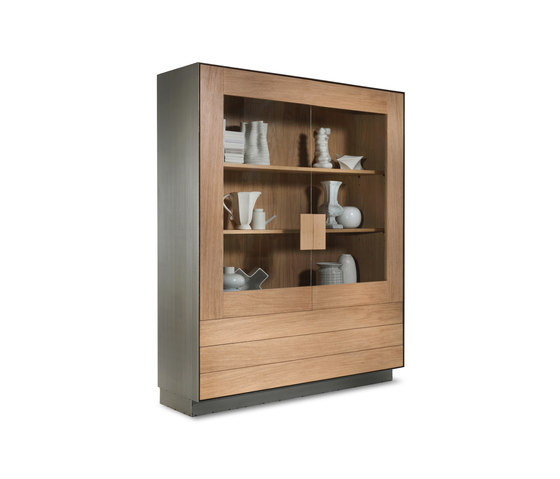 Rialto 2013 Cabinet 1 by Riva 1920 | Display cabinets