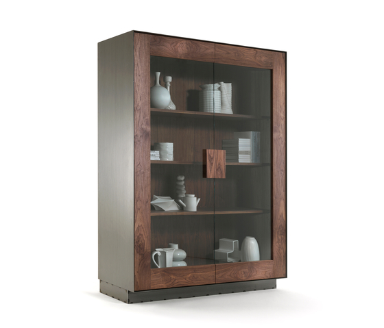 Rialto 2013 Cabinet by Riva 1920 | Display cabinets
