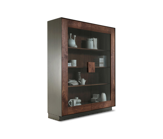 Rialto 2013 Cabinet 3 by Riva 1920 | Display cabinets