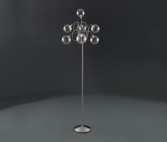 Bubbles floor lamp 7 by HARCO LOOR | General lighting