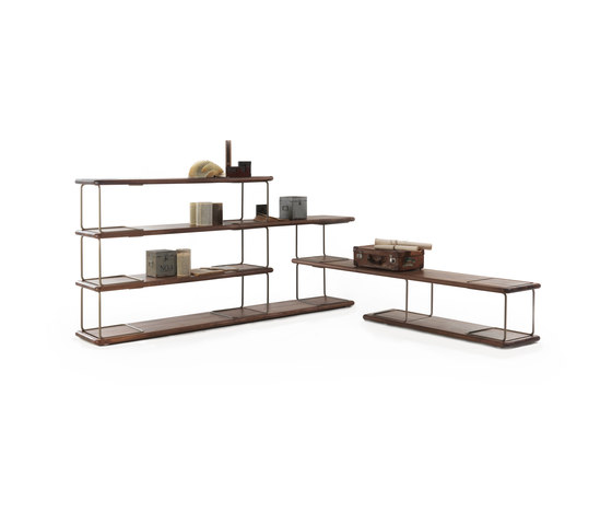 Tubular by Riva 1920 | Shelving