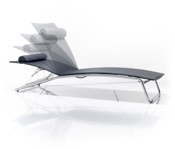 Penthouse Lounger by solpuri | Sun loungers