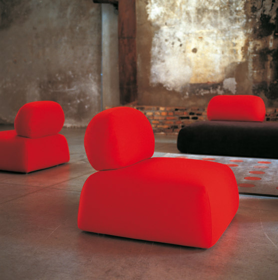 Cocoon by ARFLEX | Lounge chairs