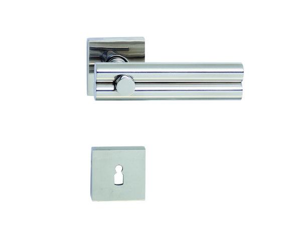 Günter Wermekes Door handle by Tecnoline | Handle sets
