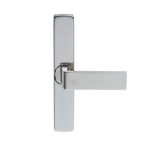 Hadi Teherani Door handle by Tecnoline | Lever window handles