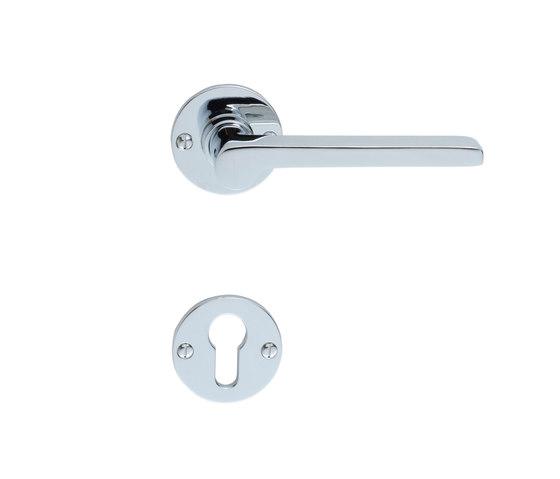 Wilhelm Wagenfeld Door handle by Tecnoline | Handle sets