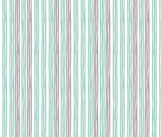 Scandinavian design | Country stripe de wallunica | Revestimientos de paredes / papeles pintados