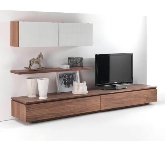 Sipario 2011 by Riva 1920 | Wall storage systems
