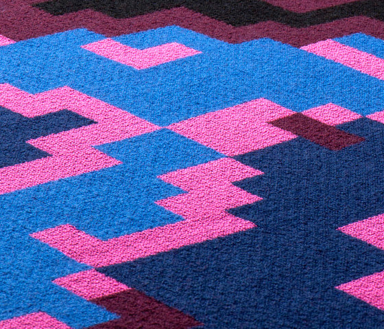 Digital Sunset by ZUZUNAGA | Plaids / Blankets