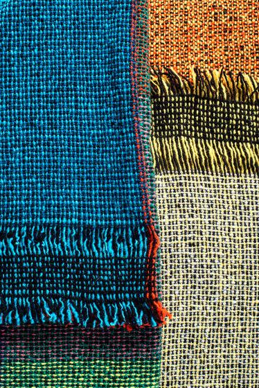Dark Squares by ZUZUNAGA | Plaids / Blankets