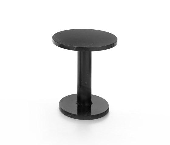 Marbelous de Marsotto Edizioni | Tables d'appoint de jardin