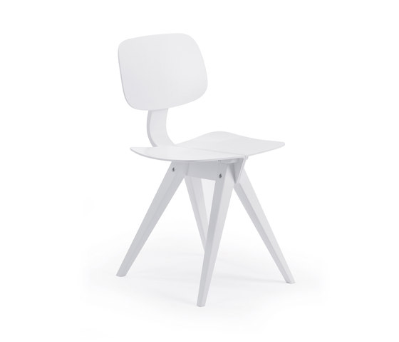 Mosquito White by Rex Kralj | Chairs