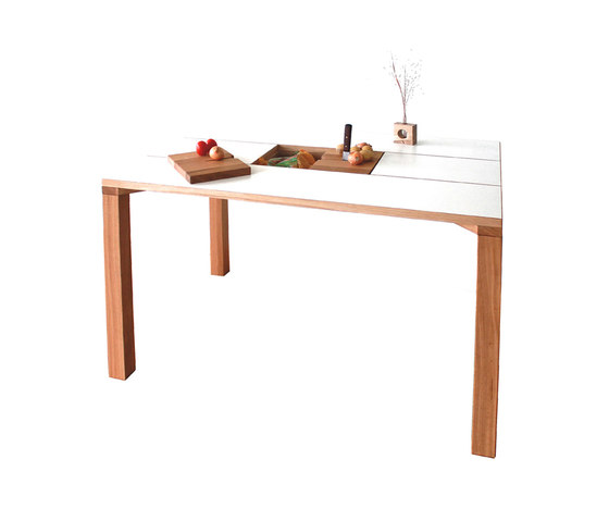 Lasse Table de Andreas Janson | Mesas comedor