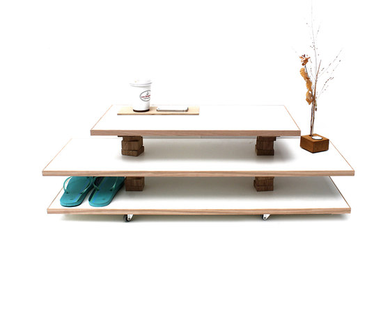 JO 98 Table by Andreas Janson | Coffee tables
