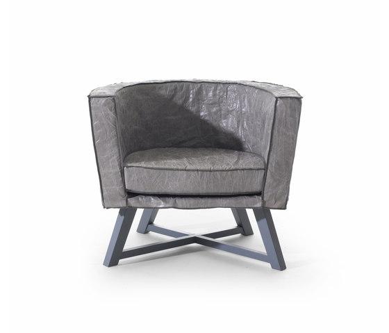 Gray 08 di Gervasoni | Poltrone lounge